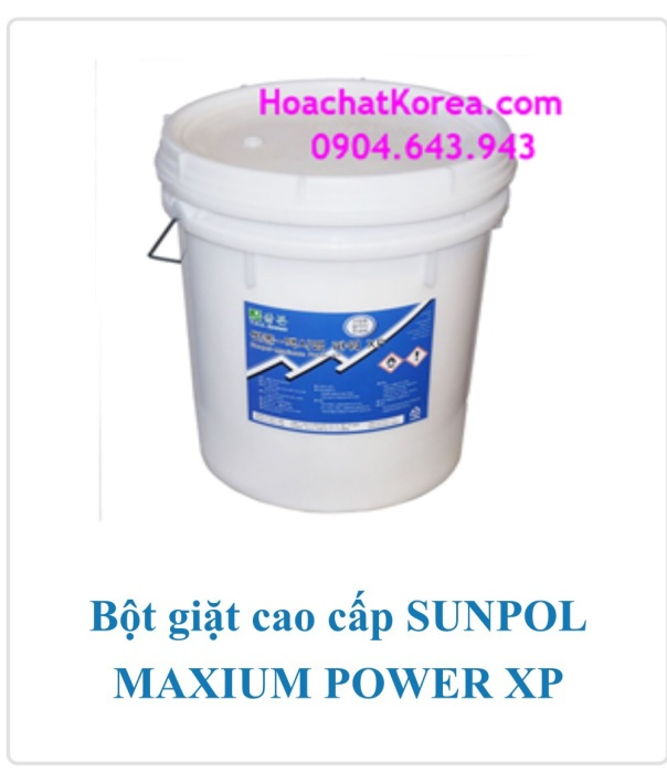 Maximum Power XP - Bột giặt cao cấp hiệu quả cao